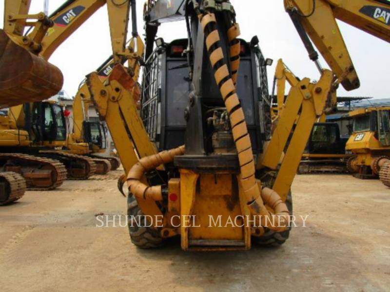 CATERPILLAR BACKHOE LOADERS 416EST equipment  photo 18