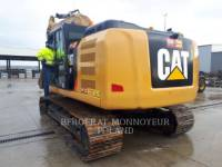 CATERPILLAR KETTEN-HYDRAULIKBAGGER 320FL equipment  photo 9