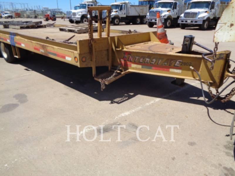 INTERSTATE TRAILERS TRAILERS 40DLA equipment  photo 4