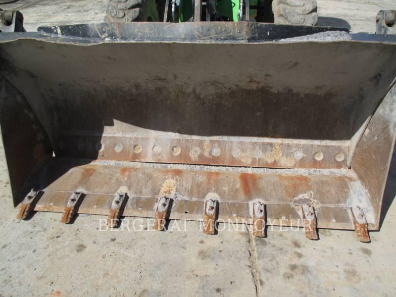 JCB CARGADORES DE RUEDAS 406 equipment  photo 10