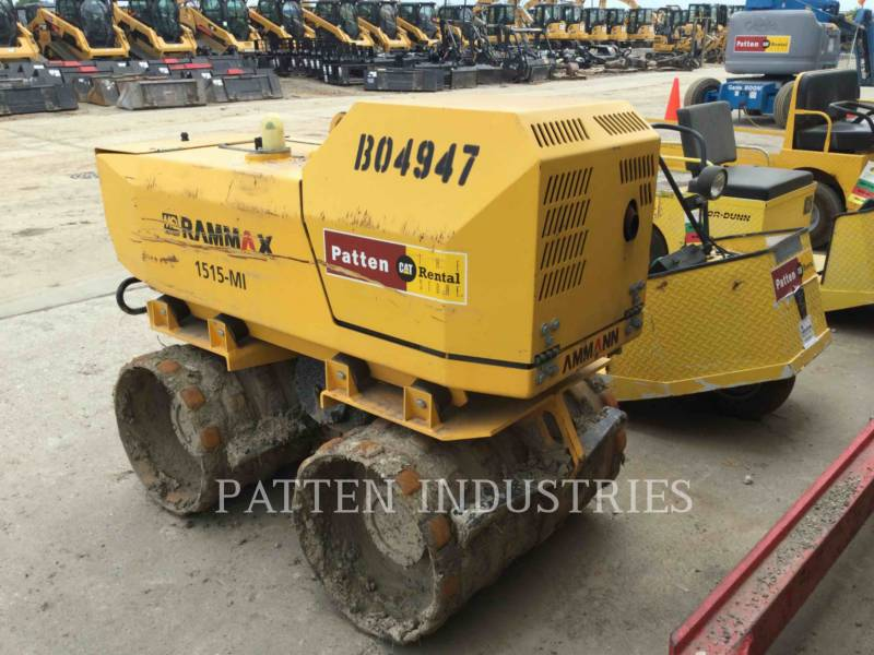 MULTIQUIP COMPACTORS 1515 equipment  photo 3