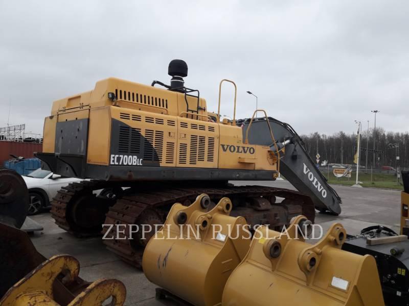 VOLVO CONSTRUCTION EQUIPMENT KETTEN-HYDRAULIKBAGGER EC700BLC equipment  photo 3