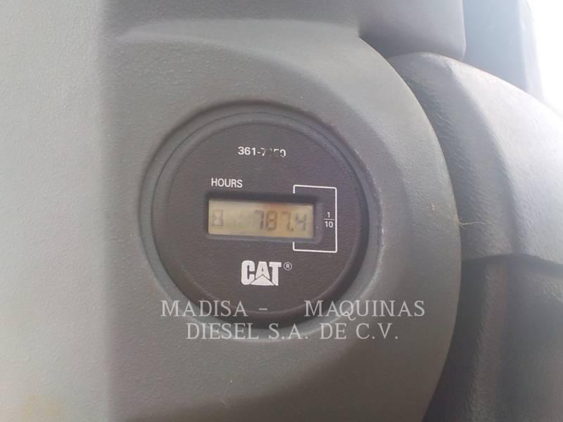 CATERPILLAR EINZELVIBRATIONSWALZE, GLATTBANDAGE CS-533E equipment  photo 7