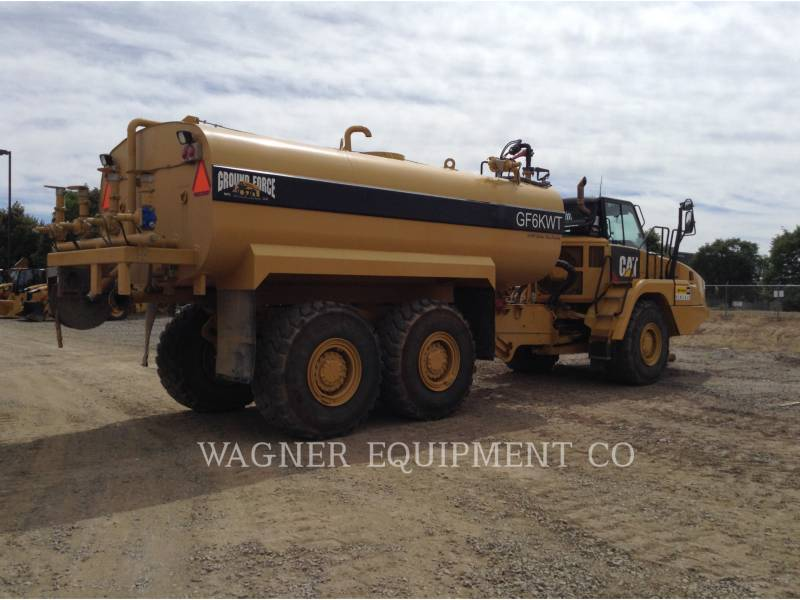 CATERPILLAR VAGONES DE AGUA 730C WT equipment  photo 3