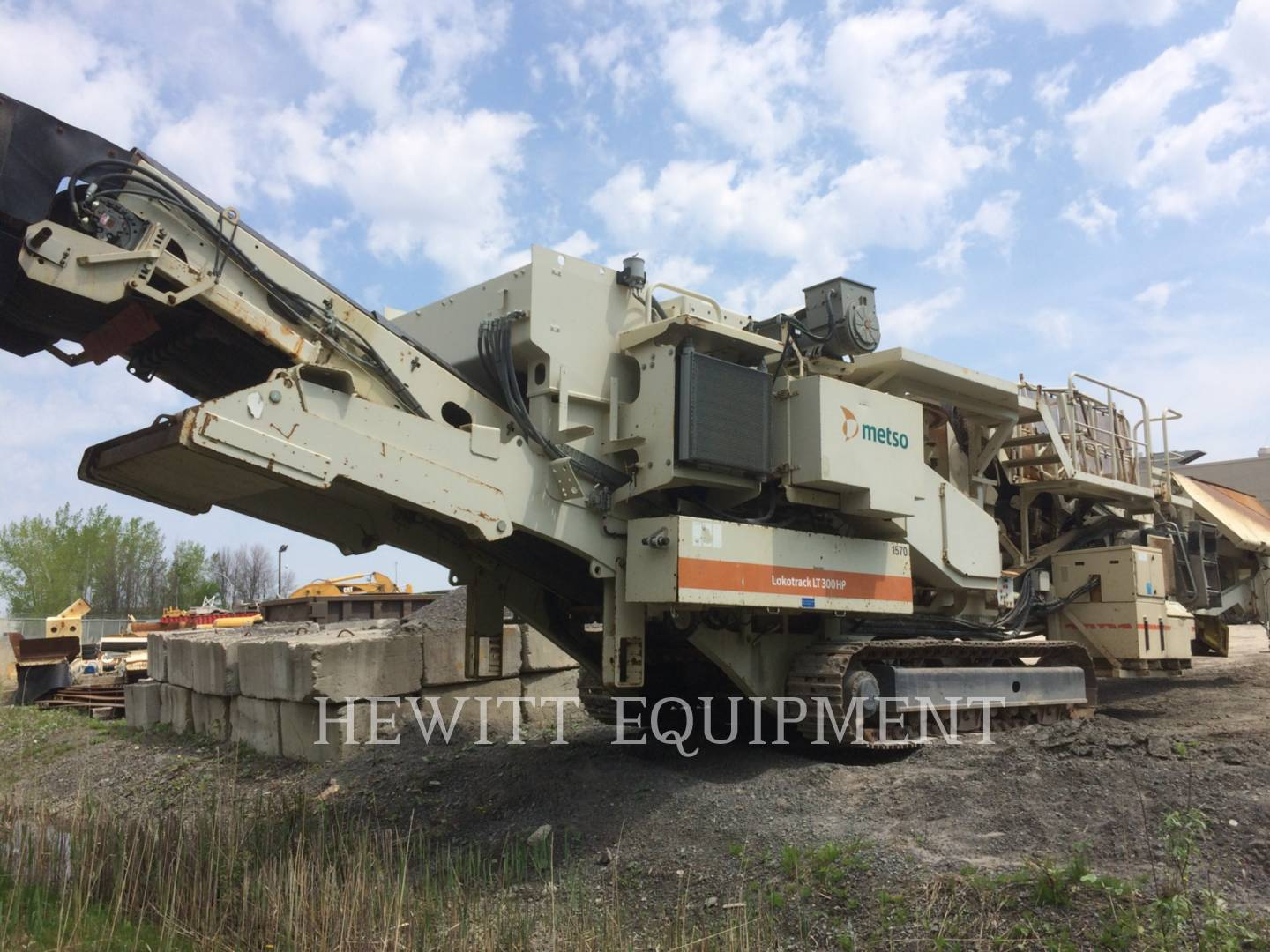 Detail photo of 2008 Metso LT300HP from Construction Equipment Guide