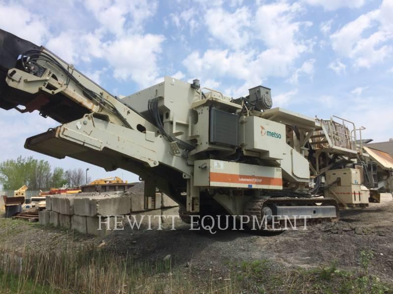 METSO CRUSHERS LT300HP equipment  photo 4