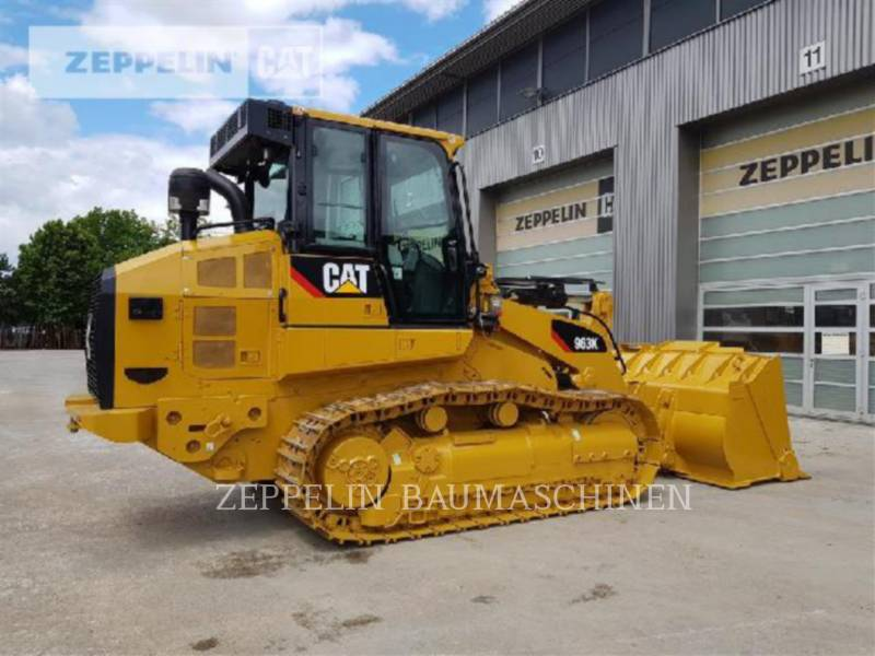 CATERPILLAR PALE CINGOLATE 963K equipment  photo 8