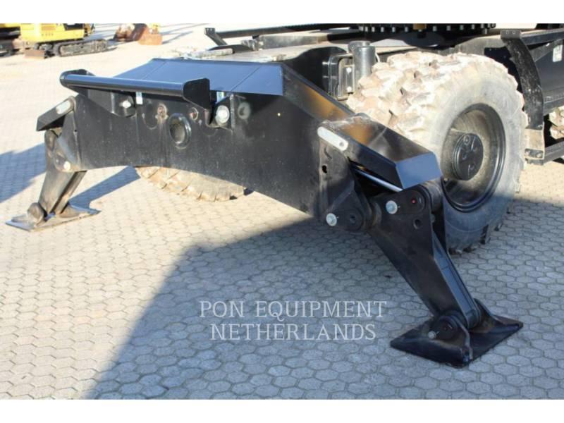 Caterpillar EXCAVATOARE PE ROŢI M313D equipment  photo 15