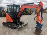 Equipment photo HITACHI ZX33U-5 PELLES SUR CHAINES 1