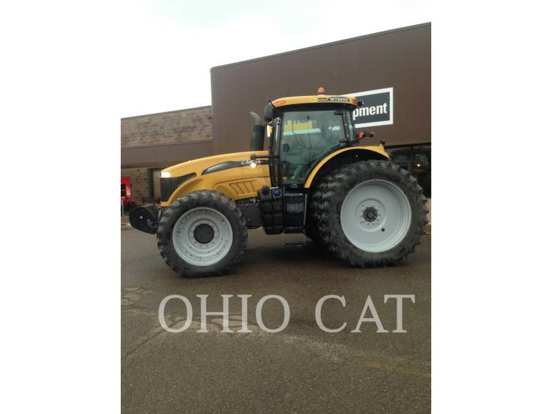 AGCO-CHALLENGER LANDWIRTSCHAFTSTRAKTOREN MT685D equipment  photo 3