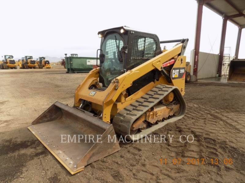 CATERPILLAR SKID STEER LOADERS 289D CA equipment  photo 1