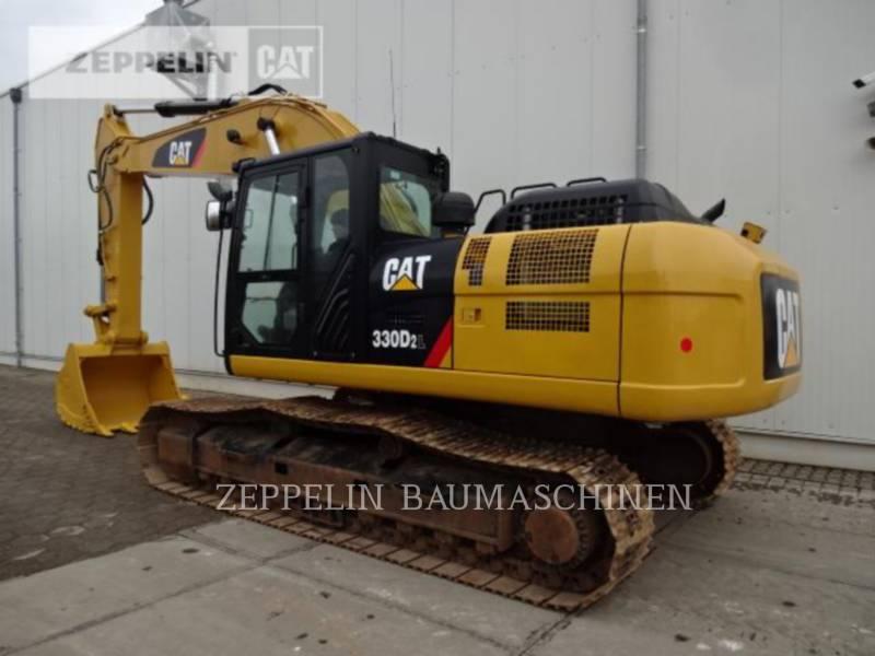 CATERPILLAR TRACK EXCAVATORS 330DL equipment  photo 2