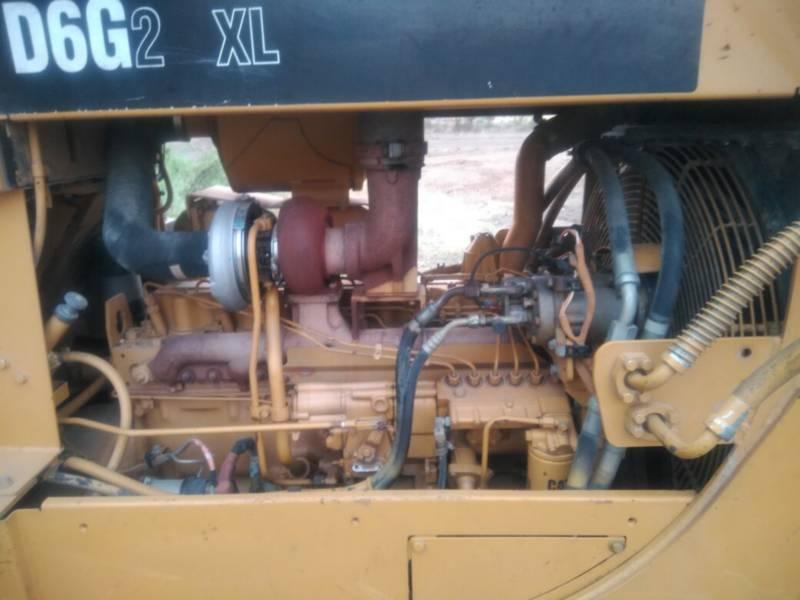 CATERPILLAR TRACTEURS SUR CHAINES D6G equipment  photo 12