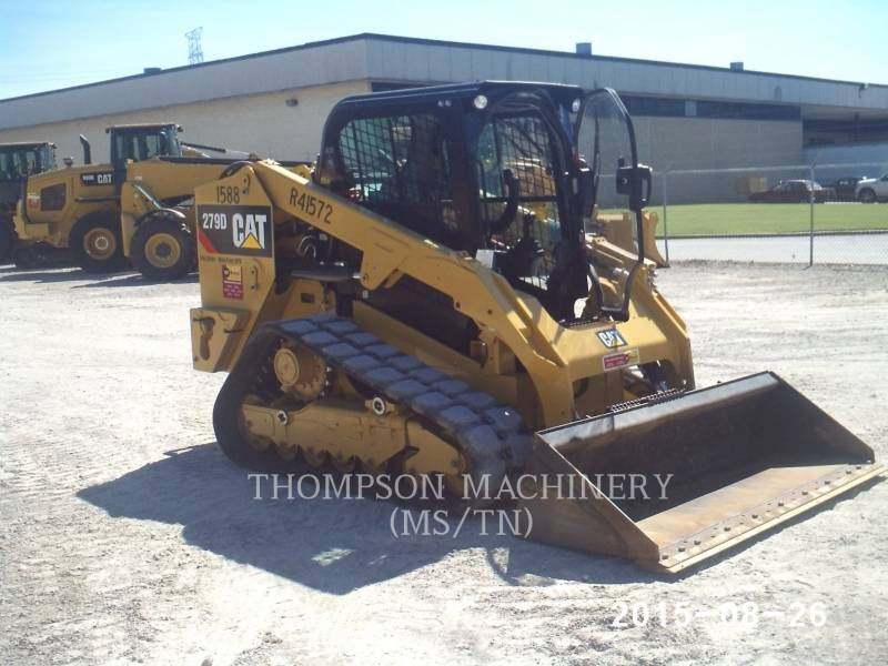 CATERPILLAR MINICARREGADEIRAS 279DHF equipment  photo 1
