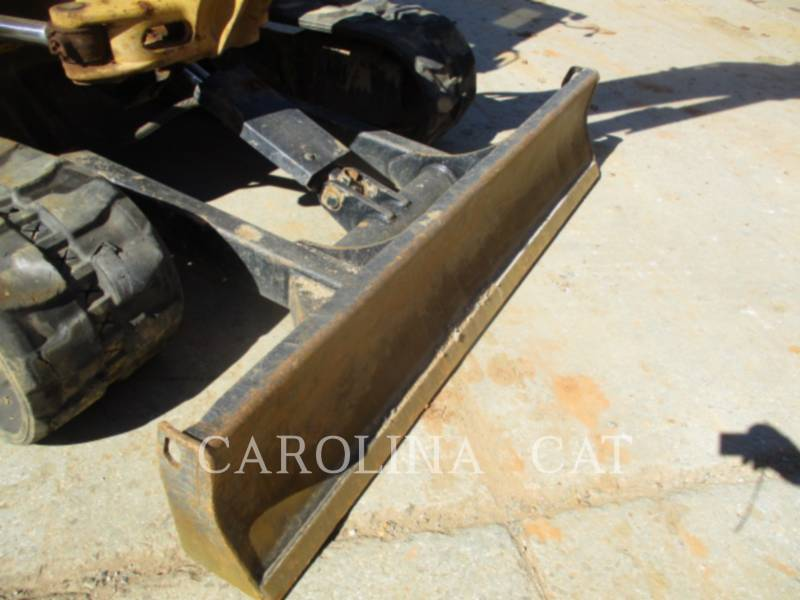 CATERPILLAR TRACK EXCAVATORS 305.5E2CBT equipment  photo 10