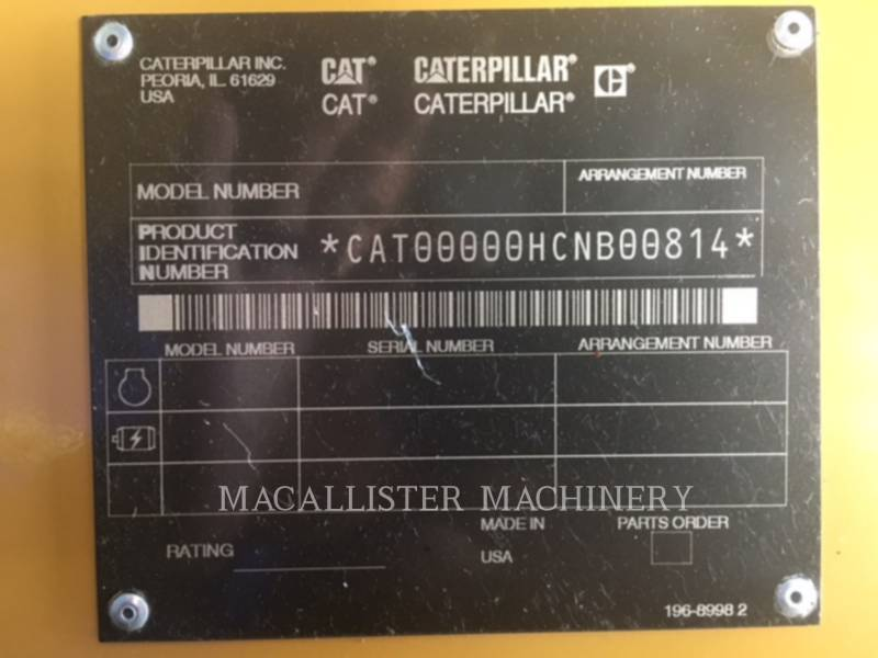 CATERPILLAR STATIONARY GENERATOR SETS 3508B equipment  photo 9