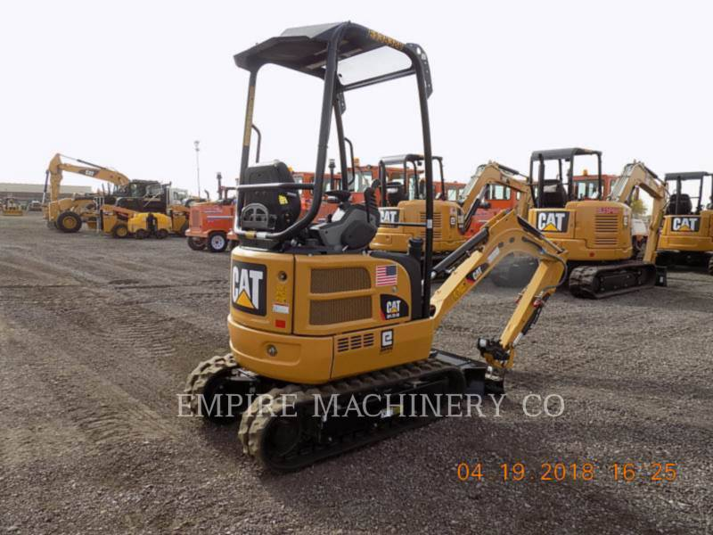 CATERPILLAR EXCAVADORAS DE CADENAS 301.7DCROR equipment  photo 2