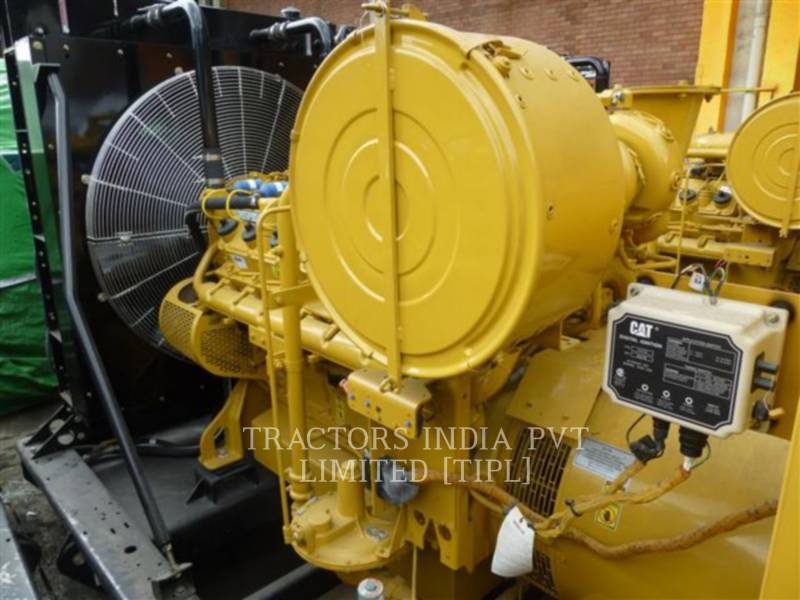 GENSET STATIONARY - NATURAL GAS G3412TA equipment  photo 6