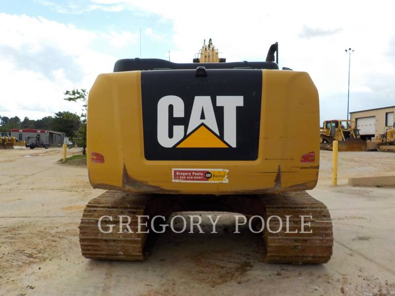 CATERPILLAR EXCAVADORAS DE CADENAS 320E L equipment  photo 13