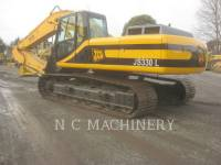 JCB PELLES SUR CHAINES 330L equipment  photo 4