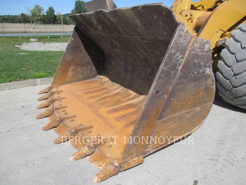 CATERPILLAR CARGADORES DE RUEDAS 972H equipment  photo 6
