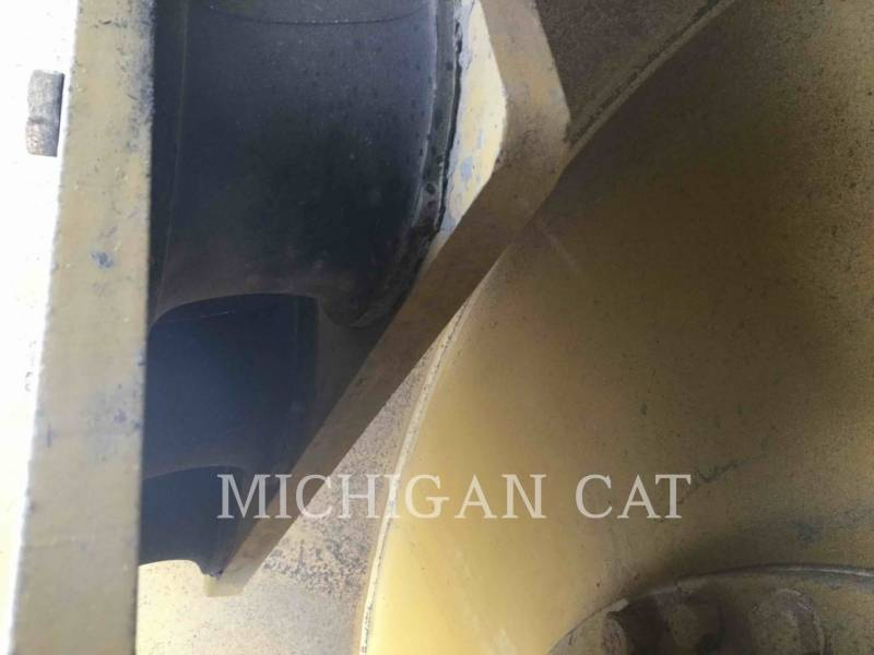 CATERPILLAR EINZELVIBRATIONSWALZE, GLATTBANDAGE CS54 equipment  photo 13