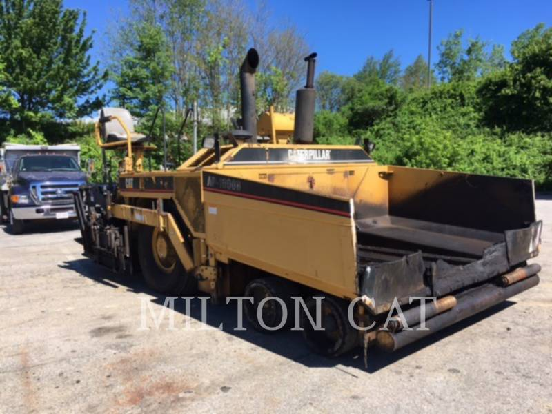 CATERPILLAR PAVIMENTADORA DE ASFALTO AP-1000B equipment  photo 5
