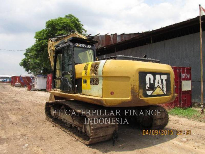 Caterpillar EXCAVATOARE PE ŞENILE 320D equipment  photo 6