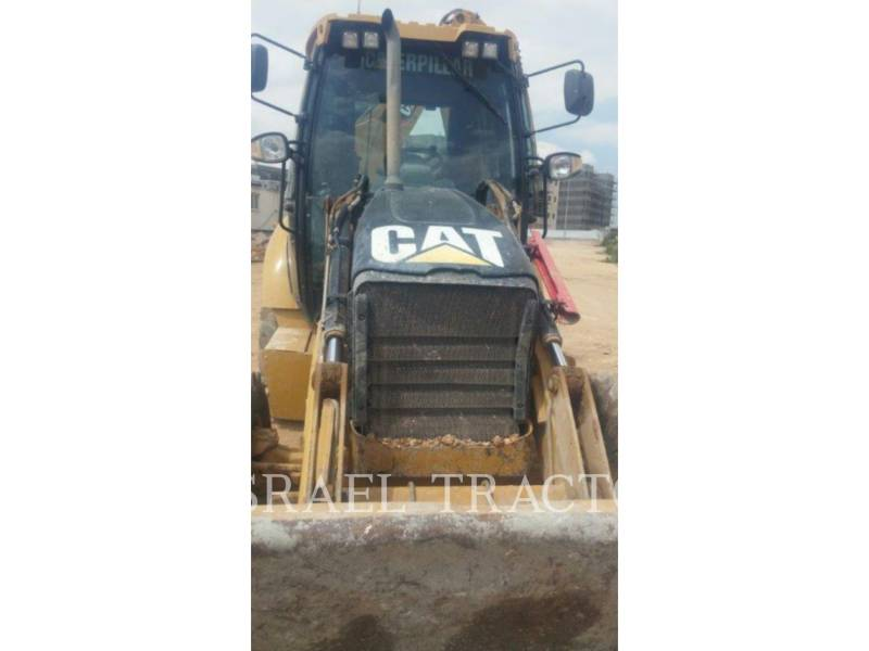 CAT TRADE-IN BACKHOE LOADERS 432E equipment  photo 11