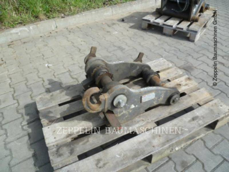 OTHER WT - OUTILS POUR CHARGEUSES PELLETEUSES Schnellwechsler SMP equipment  photo 4
