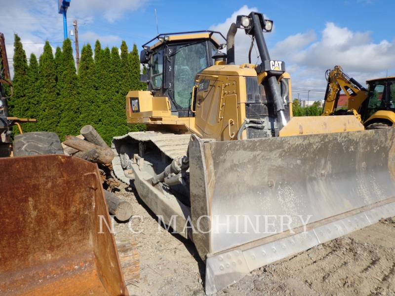 CATERPILLAR TRACTORES DE CADENAS D7E LGP equipment  photo 2