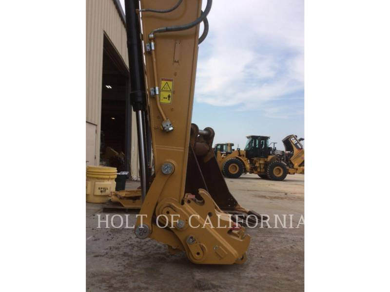 CATERPILLAR TRACK EXCAVATORS 349F equipment  photo 5