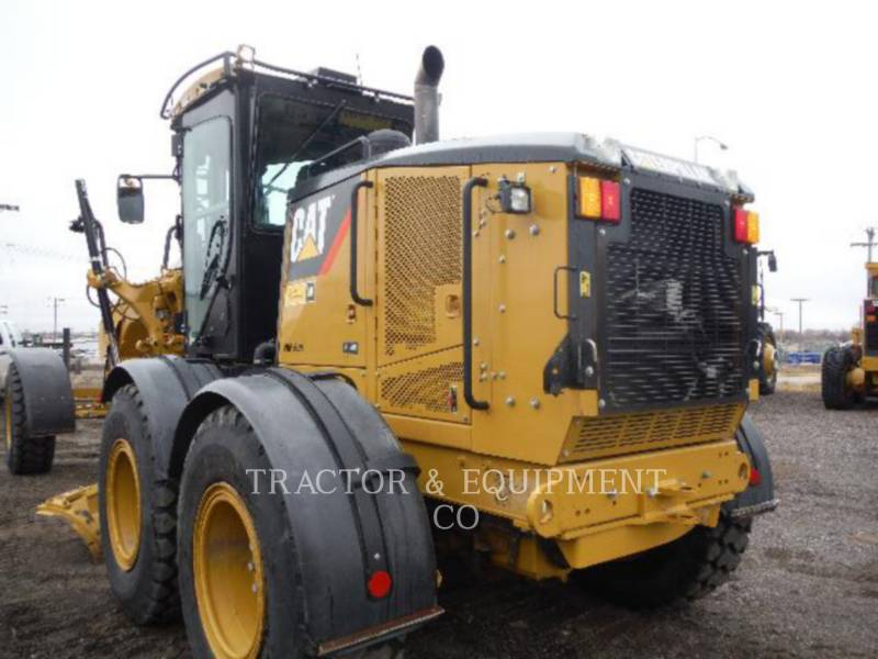 CATERPILLAR モータグレーダ 140M equipment  photo 8