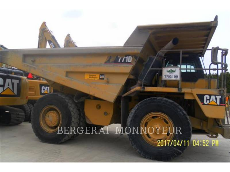 CATERPILLAR MULDENKIPPER 771D equipment  photo 5