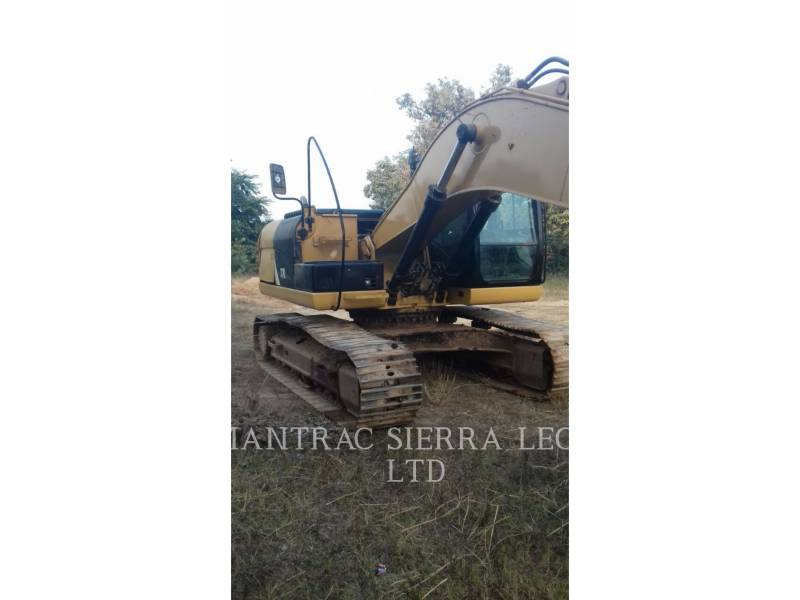 CATERPILLAR KETTEN-HYDRAULIKBAGGER 320 D equipment  photo 5