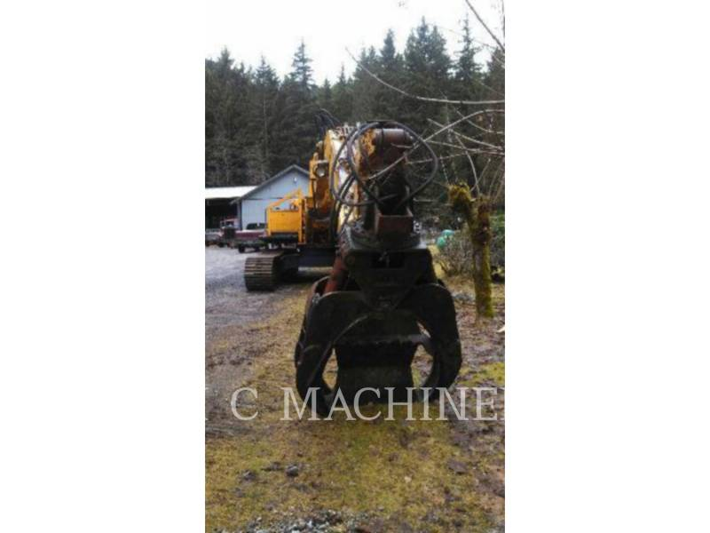 KOBELCO / KOBE STEEL LTD FOREST MACHINE K912 equipment  photo 6