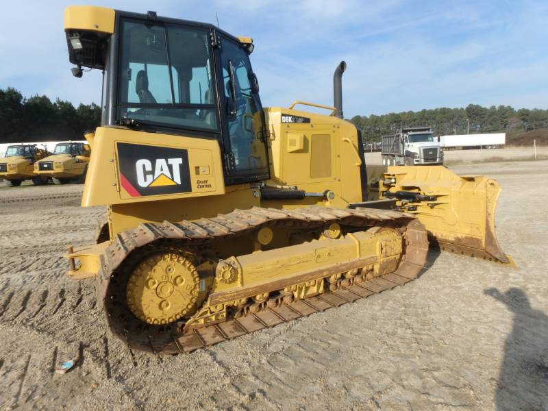 CATERPILLAR CIĄGNIKI GĄSIENICOWE D6K2LGP equipment  photo 1