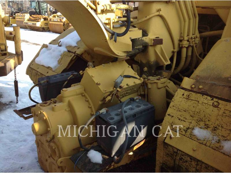 CATERPILLAR WHEEL TRACTOR SCRAPERS 613 equipment  photo 11