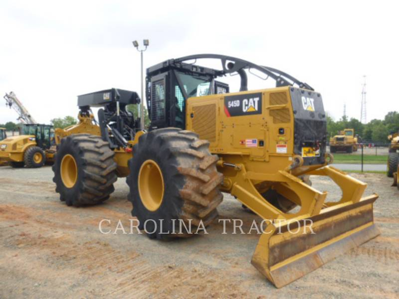 CATERPILLAR BOSBOUW - SKIDDER 545D equipment  photo 4