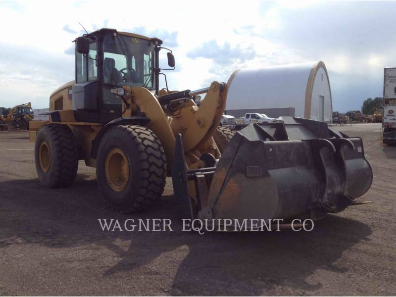 CATERPILLAR CARGADORES DE RUEDAS 938K FC equipment  photo 2