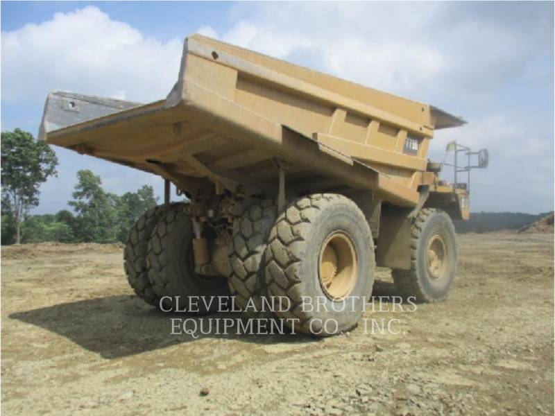 CATERPILLAR OFF HIGHWAY TRUCKS 773D equipment  photo 3