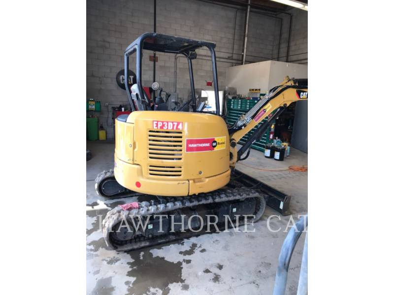 CATERPILLAR TRACK EXCAVATORS 303.5E TAG equipment  photo 1