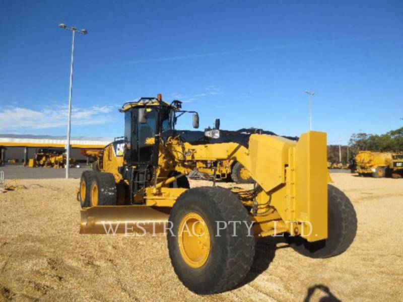 Caterpillar AUTOGREDERE 14M equipment  photo 2