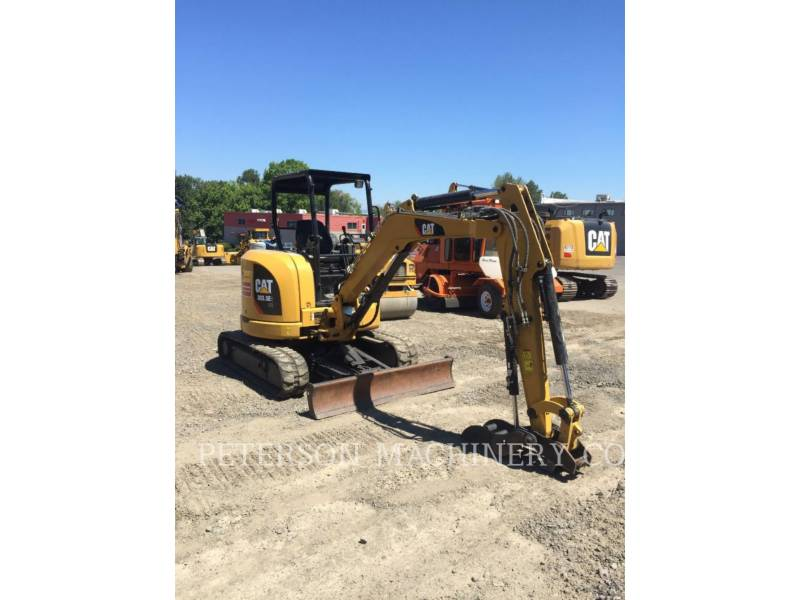 Caterpillar EXCAVATOARE PE ŞENILE 303.5E2CR equipment  photo 2