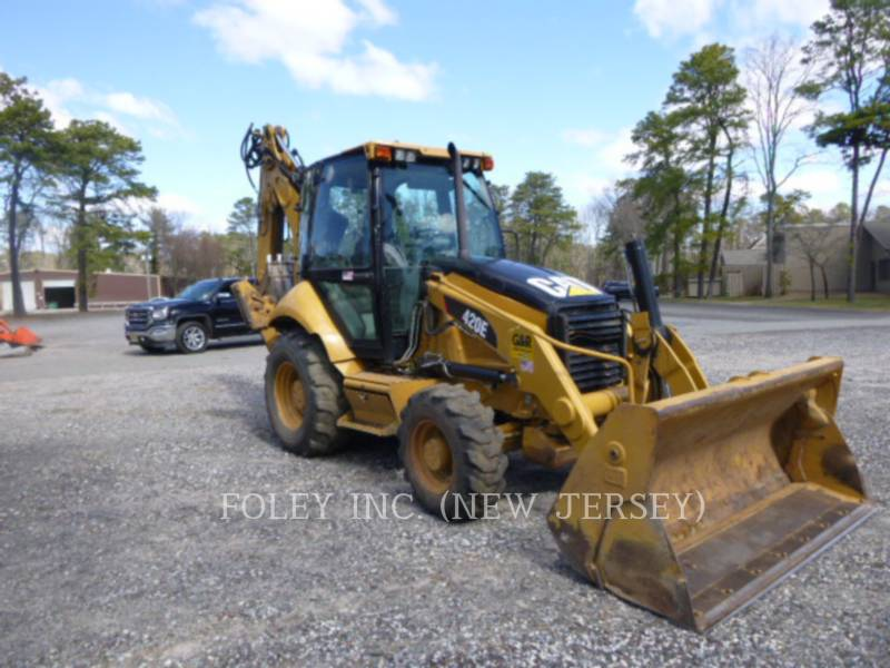CATERPILLAR CHARGEUSES-PELLETEUSES 420EST equipment  photo 3