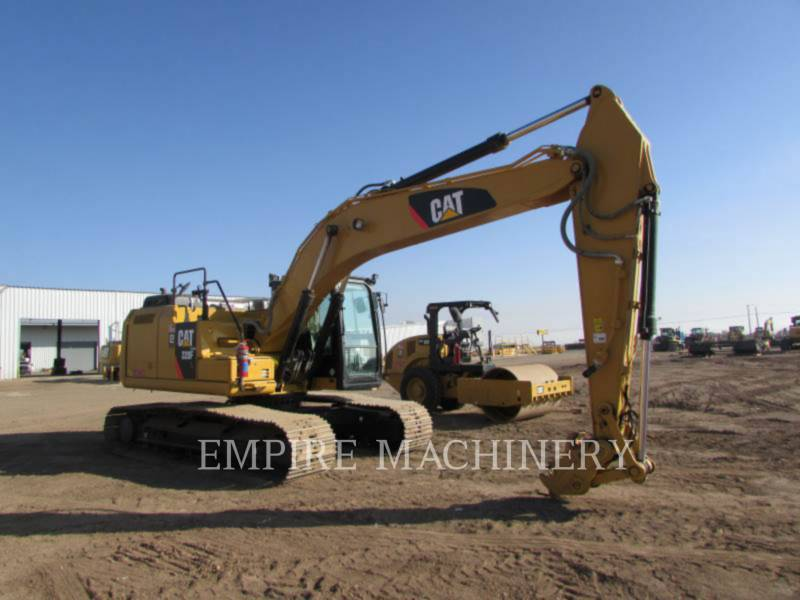 CATERPILLAR PELLES SUR CHAINES 320FL equipment  photo 1