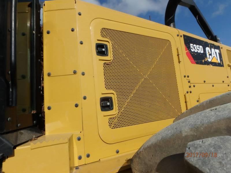 CATERPILLAR FORESTRY - SKIDDER 535D equipment  photo 16
