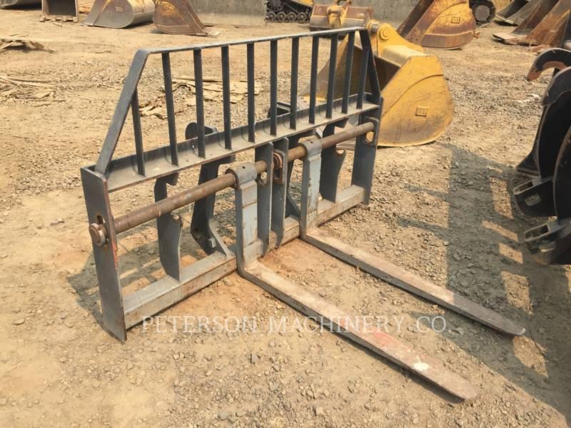 CATERPILLAR TELESKOPSTAPLER TL642 equipment  photo 5