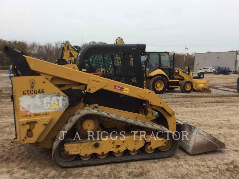 CATERPILLAR MULTI TERRAIN LOADERS 299D AH equipment  photo 9