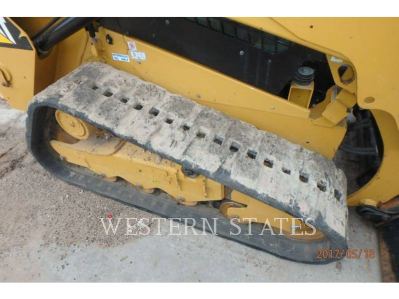 CATERPILLAR CHARGEURS TOUT TERRAIN 259D equipment  photo 7